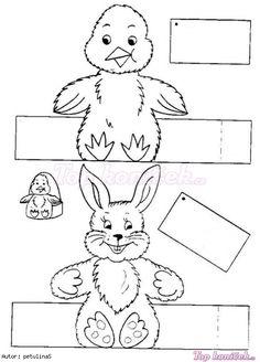 Šablony na Velikonoce