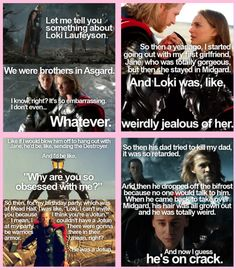 Loki | Mean Girls #funny #avengers #meangirls
