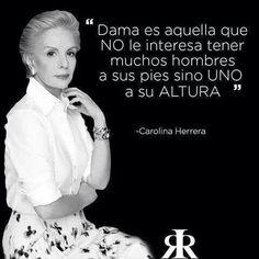 Carolina Herrera ♡