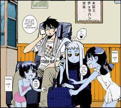 See more 'Monster Musume / Daily Life with Monster Girl' images on Know Your Meme! Monster Musume Manga, Monster Musume No Iru, Nichijou, Living With Monster Girls, We Bare Bears Human, Monster Museum, Monster Girl Encyclopedia, Everyday Life With Monsters, Manga Anime