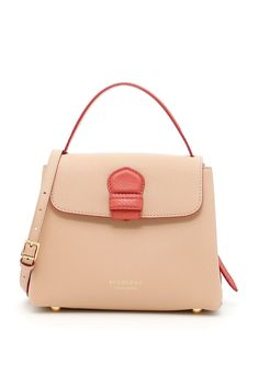 BURBERRY SMALL CAMBERLEY BAG.  burberry  bags  shoulder bags  hand bags   canvas  leather  lining   08b25808bf