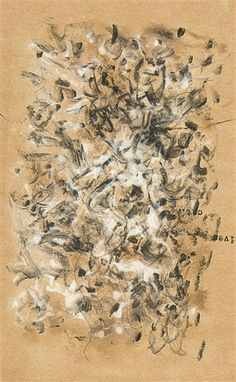 Mark Tobey, Composition