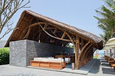 Gallery - Naman Retreat Beach Bar / Vo Trong Nghia Architects - 6