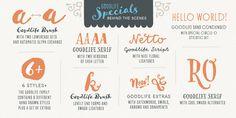 Goodlife - Webfont & Desktop font « MyFonts