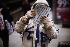 Alicia Framis - Lost Astronaut  http://www.aliciaframis.com/