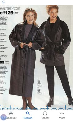 Long Leather Coat, Vintage Coat, Clipboard, Editorial, Coats, Fashion Outfits, Woman, Jackets, Catalog