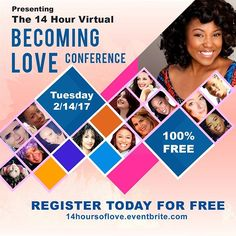 We are less than a month away from our free #14hoursoflove virtual conference and you are invited. We are going to explore LOVE in all of its forms and how this POWERFUL tool can transform our lives so we can be the change we wish to see in the world. All of us are here for a certain task, and now is the time to put our egos to the side and operate from our heart. We must get serious about our relationship with Spirit so our higher selves can be our guide. Join me and 14 other dynamic…