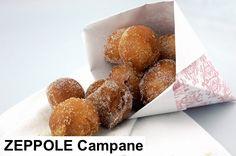 ZEPPOLE Campania Uno fra i tanti dolci tradizionali italiani preparati durante il CARNEVALE