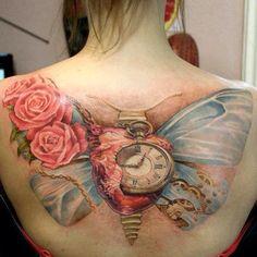 Artist: Alexandr Pashkov Website: tattoo-x.ru