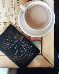 Have you read SEVEN BRIEF LESSONS ON PHYSICS by Carlo Rovelli yet? This tiny book is dedicated to the joy of discovery!