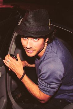 Ian.....why do you do this to me? Just got over vampire diaries....