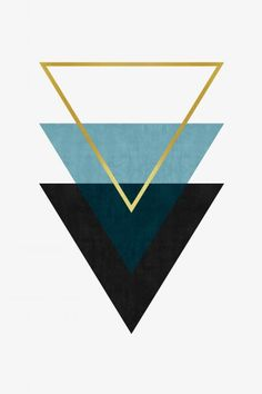 Triangle/Geometric design. #contentinspiration #geometricdesign | RePinned by MvE
