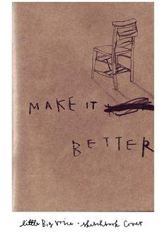 Sketchbook Cover//charlotte farmer