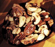 Recept: Salta nötter