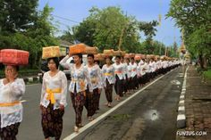 Traditions in bali