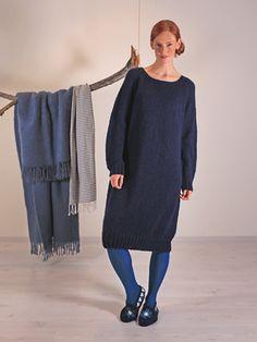Naisen neulemekko Novita Nordic Wool, Novita Syksy 2015