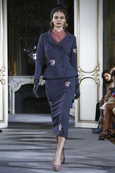 Yanina Couture Fall Winter 2015 Paris - NOWFASHION