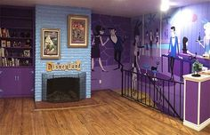 Drake Bell's new Disney decor! I love this & would love this in my house!