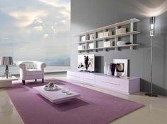 estilo minimalista contraste rosa