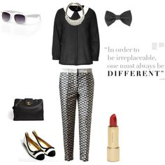 """""""Be in a Different way"""" by francy78 on Polyvore"""