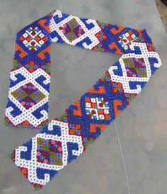 beaded jewelry museum   Beads Game: Ukrainian jewelry Bead