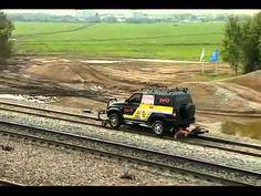 Все поезда России на выставке в Екатеринбурге - YouTube
