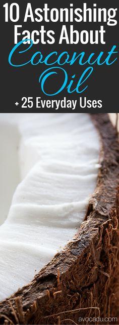 Coconut oil is AMAZI