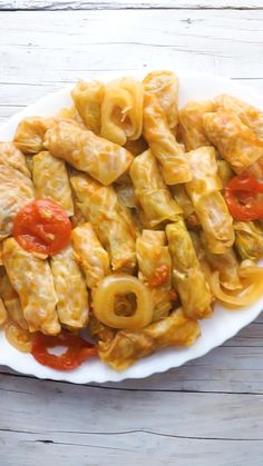 Vegan Cabbage Recipes, Vegetarian Cabbage Rolls, Vegetarian Recipes Videos, Veggie Recipes, Whole Food Recipes, Diet Recipes, Cooking Recipes, Healthy Recipes, Food Garnishes
