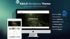 WordPress Themes & Templates