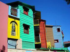 La Boca a Buenos Aires [Foto by Marina Rossi]