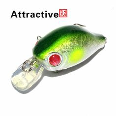 Attractive 1 PC Super 5.5cm 8.5g Floating 0-1M Crank Artificial Hard Fishing Bait Wobblers BKK Hooks Fishing Lures pesca 					 					Price: US $1.52Discount: 31%Order Now   http://gonefishinonline.co.nz/attractive-1-pc-super-5-5cm-8-5g-floating-0-1m-crank-artificial-hard-fishing-bait-wobblers-bkk-hooks-fishing-lures-pesca/