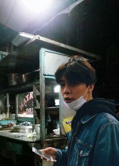 Nct 127 Johnny, Fan Edits, Na Jaemin, Jung Woo, K Idol, My Prince, Winwin, Reaction Pictures, Boyfriend Material