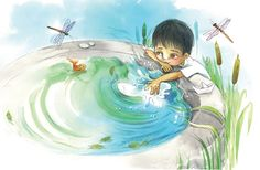 From Kanna Panna by Zai Whitaker and pictures by Niloufer Wadia  http://www.tulikabooks.com/our-books/picture-books/general-picture-books/kanna-panna