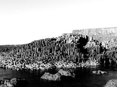#Postcard from the Giant's Causeway