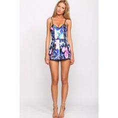 Hit The Road Playsuit