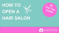 Want to know how to open a hair salon? Read Belliata Salon Softwares guide containing 26 top tips you should know when looking at opening a salon, spa or barbe… Mobile Hair Salon, Nail Tip Designs, Open Hairstyles, Salon Software, Salon Business, Salon Style, Morning Messages, Business Planning, Nail Tips