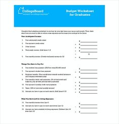 Retirement Budget Spreadsheet Template Free  Budget Spreadsheet