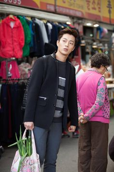 In terms of romance, everything that I thought would happen this past week will—or might—actually happen next week. A week late, but it's a minor quibble. Since a decent chunk of … Yoon Doo Joon, Yoseob, My One And Only, Korean Singer, Korean Actors, Boy Groups, Kdrama, Highlights, Handsome