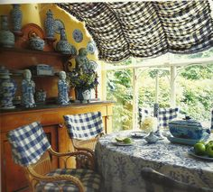 Valentino's New York Kitchen - image from Interior Inspirations - Roger Banks-Pye, published 1997.