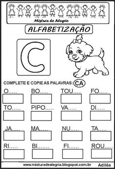 191 best atividades images on pinterest literacy activities