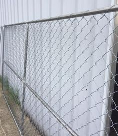 Portable Temporary Construction Fence