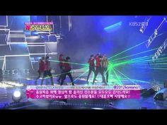 120814 KBS Olympic London 2012 Festival INFINITE - Be Mine [1080P]