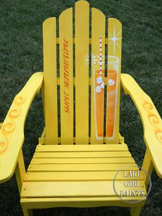 Bring your lawn chairs to life!