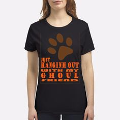 Moteefe Dog Halloween, Halloween Shirt, Hooded Dress, Tee Shirts, Tees, Dog Shirt, Large Dogs, Christmas Shirts, Black Friday
