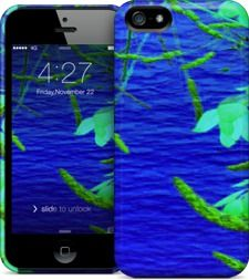 #Nuvango - Blue Nature by Elena Indolfi - iPhone Cases & Skins - $35.00