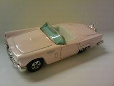 matchbox - 1957 ford thunderbird convertible