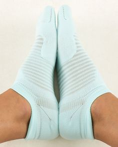 Lululemon W Ultimate No Show Run Sock