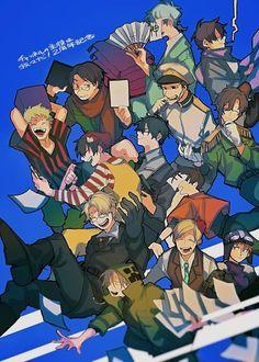 Japanese Men, Five Nights At Freddy's, Comic Books, Fandoms, Hero, Comics, Game, Drawing Cartoons, Comic Book
