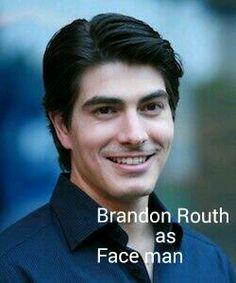Brandon Routh as Face man . . . imagine...#modern a-team # fan cast