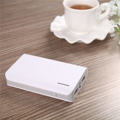 New Dual USB Power Bank 5000mAh Portable Backup Battery Charger Powerbank bateria externa for iphoneHTC Smart Phone